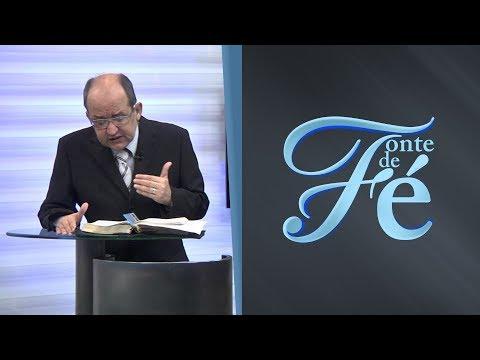 Vivendo Pela Palavra | FONTE DE FÉ