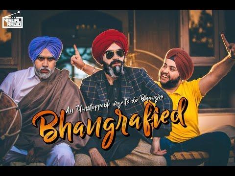 Bhangrafied | Bhangra addiction | Tunak Tunak Tun AF