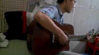 Chuyện tình nhà thơ!!!!!!!!! Guitar cover~