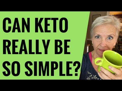 Is Keto Really This Simple?