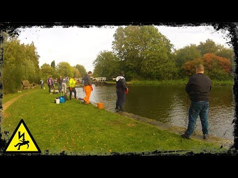 Magnet Fishing Competition - Sheffield