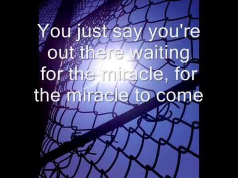 Leonard Cohen - Waiting for the miracle lyrics
