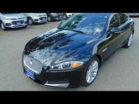 Used 2013 Jaguar XF Manassas VA Chantilly, MD #TJR263081A