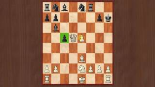 "Satranç oyunu Philidor vs NN ''bir Kez Bir Piyon Bir Zaman'' - ""Analiz"" 992"