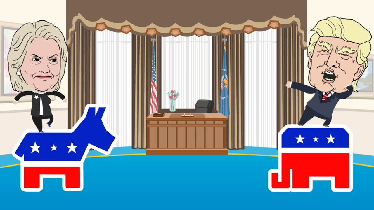 How does the US general presidential election process work? - YouTube
