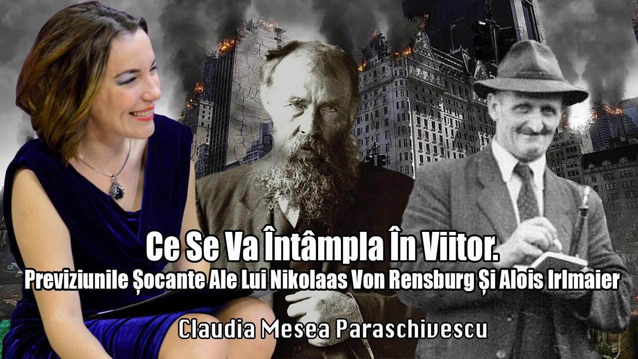 Ce Se Va Intampla In Viitor  - Previziunile Socante Ale Lui Nikolaas Von Rensburg Si Alois Irlmaier