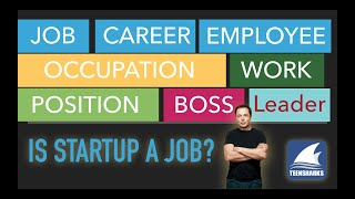 Startup life vs. Regular Career Explained.  Startup is a very different kind of career.
