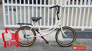 Restorasi Sepeda Minion Palang 2 Youtube
