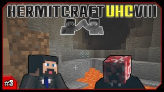 Minecraft Hermitcraft UHC VIII || Bring A Friend! || Blinging It Up! [Episode 3]