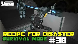 Space Engineers - Recipe For Disaster - Part 38