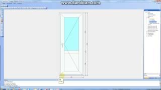 Видеоуроки по СуперОкнам (Двери). Как построить дверь  Часть 5 порожек