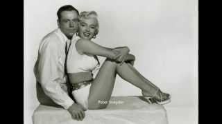 Marilyn Monroe & Tom Ewell - Publicity Stills Of The Seven Year  Itch 1954