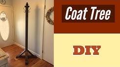 Coat Tree | DIY