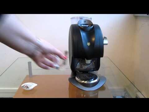 Malongo Oh Expresso préparation café