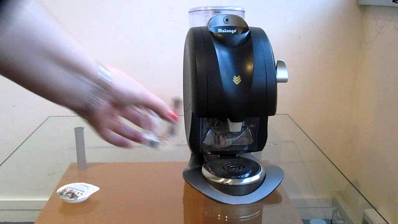 Malongo oh expresso pr paration caf youtube - Malongo machine a cafe ...