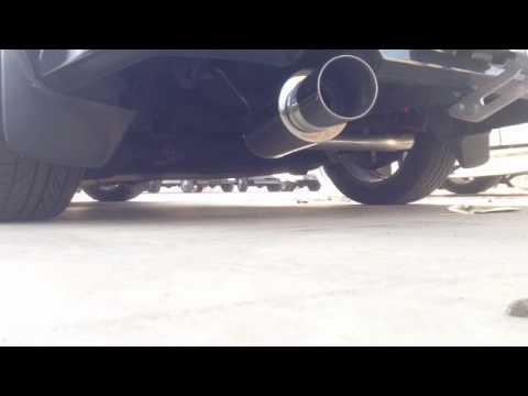 1991 integra tpm exhaust sound