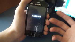 Samsung GALAXY Ace DUOS (S6802) Прошивка одином на сток(Нашел сегодня телефон прошитый на какую-то стремную прошу, решил прошить на сток перед прошивкой на см 7..., 2015-02-17T08:56:50.000Z)