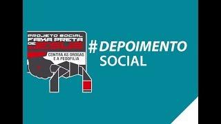 QUADRO NOVO: #DEPOIMENTOSOCIAL