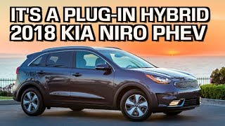Review: 2018 Kia Niro PHEV Crossover on Everyman Driver