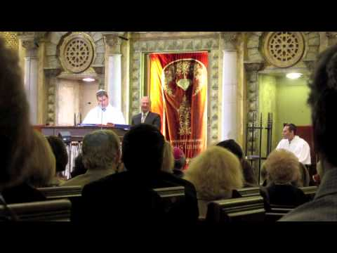 Cantor Azi Schwartz @ Park Avenue Synagogue