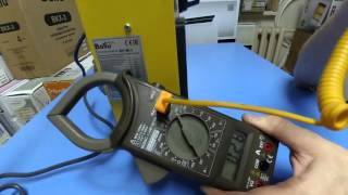 видео Тепловая пушка электрическая Ballu BHP-ME-5