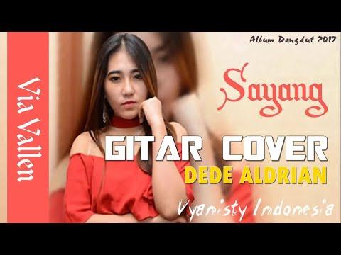 Dangdut Rock, Sayang - Via Vallen Gitar version by Dede Aldrian