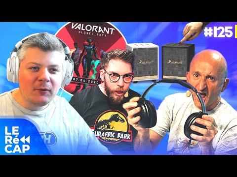 Nos Impressions Sur Valorant Avec AlphaCast ! | LE RéCAP à La Maison #125