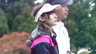 골프대회스케치 #えりぽんかわいい.