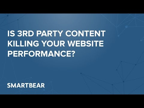 Is 3rd Party Content Killing Your Website Performance? Introducing AlertSite ContentViews