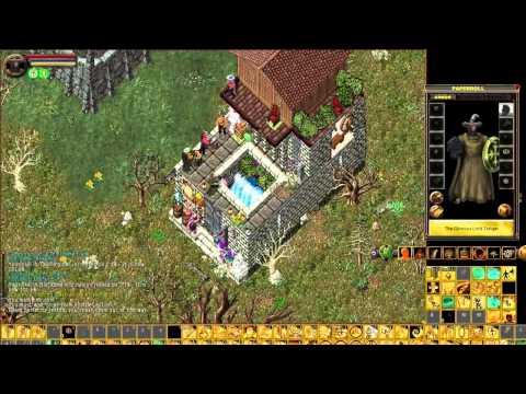 Топ серверов Ultima Online. 100 Lineage 2, Ragnarok Online