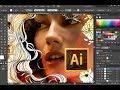 تحميل برنامج اليستريتور 2017 cc اخر اصدار من ادوبي + التفعيل مدى الحياة - 2017 Adobe Illustrator CC