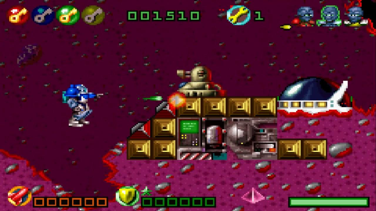 Butt-Ugly Martians: B.K.M. Battles
