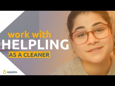 Get A Cleaning Job With Helpling | AppJobs.com