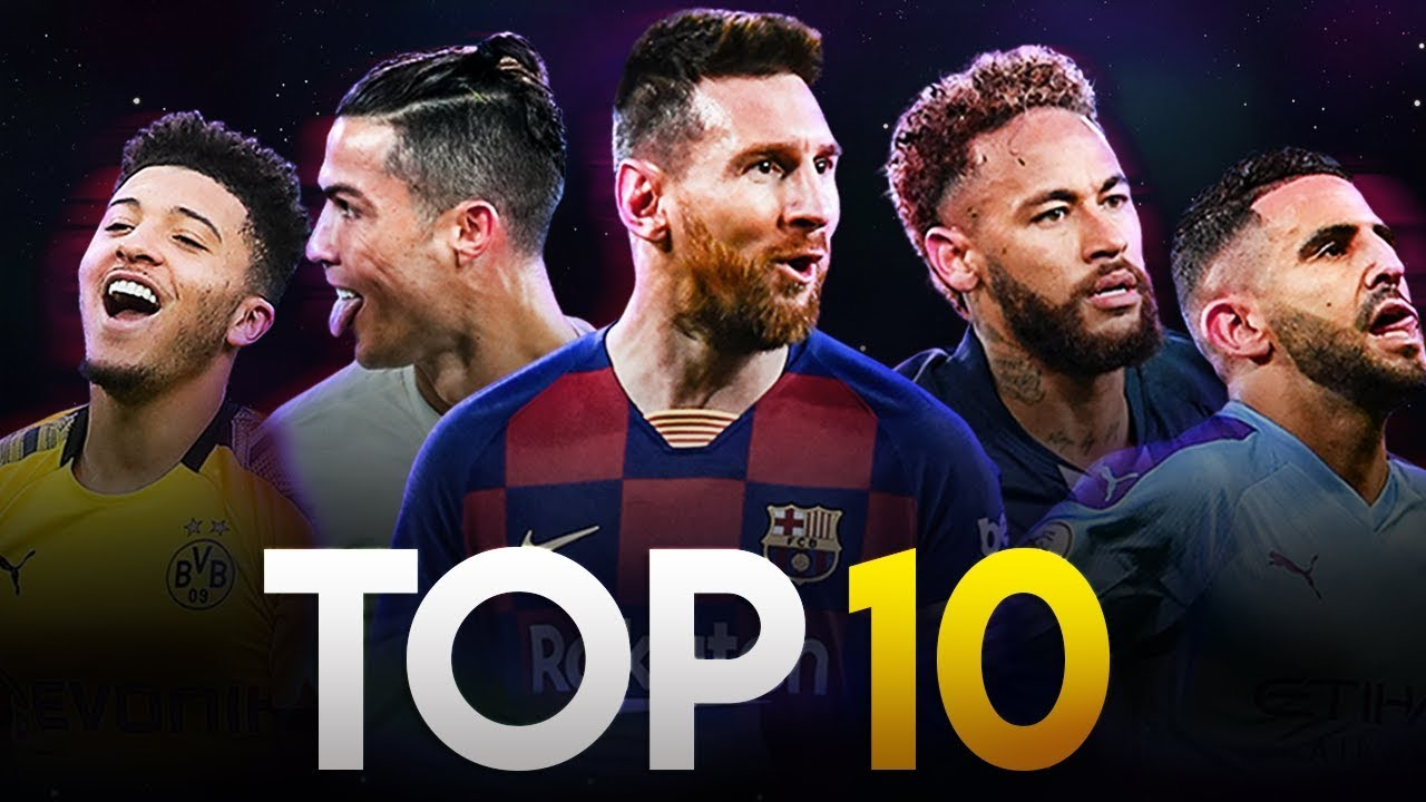 Top 10 Most Skillful Players In Football 2020 ᴴᴰ Youtube