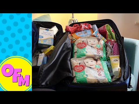 What to pack in your holiday travel bag | ONE FAT MOTHER