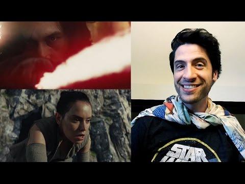 Star Wars: The Last Jedi - Teaser Trailer Review