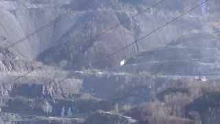 В Дальнегорске работает рудник