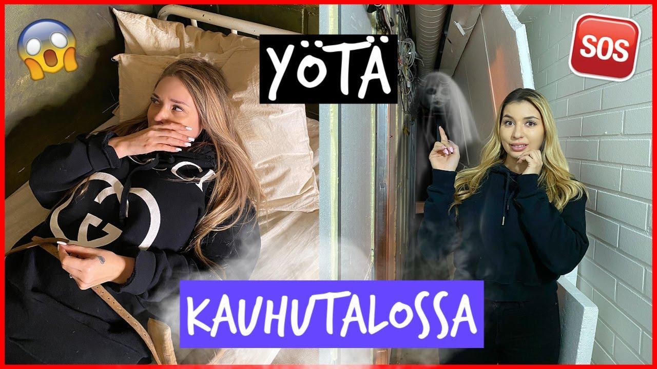 Download 150K SPESSU - YÖTÄ KAUHUTALOSSA