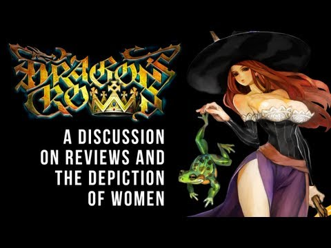 Dragon's Crown - A discussion on reviews and the depiction of women