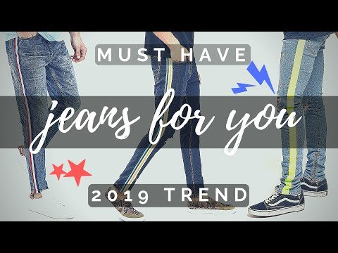 Top 5 Jeans Every Guy Must Own | Jeans Trends for 2019, You NEED NOW  | . http://bit.ly/2WCYBow