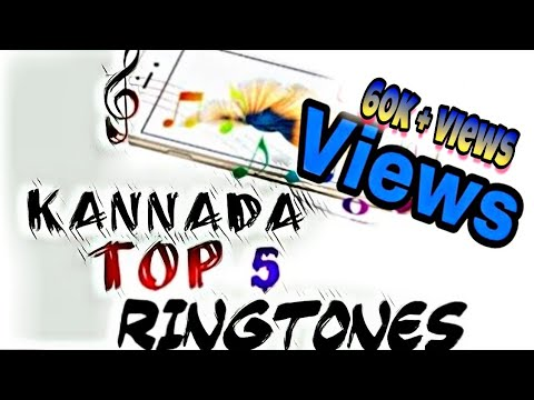 Best Top 5 Kannada Ringtones