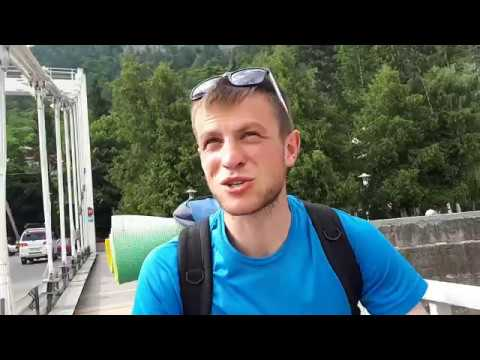 Олег Руденко | Автостопом вокруг Черного моря | Грузия | Турция