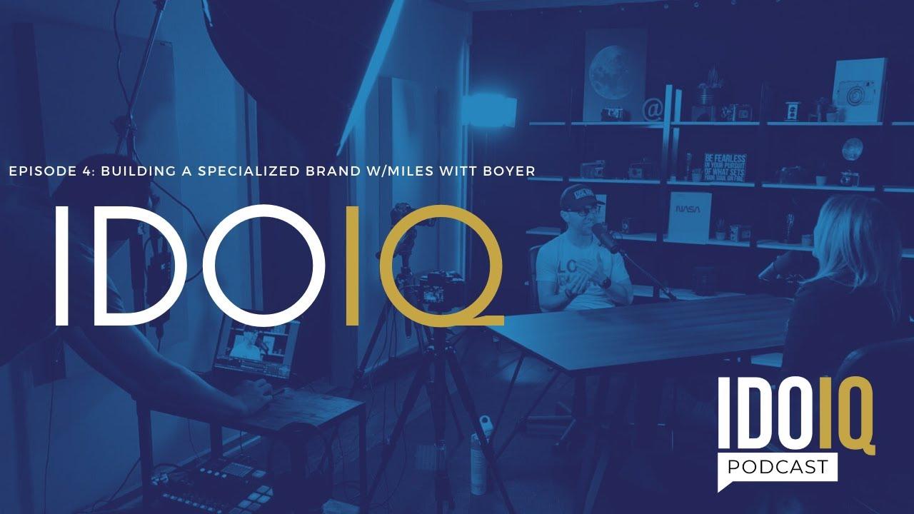 Building a Specialized Brand w/Miles Witt Boyer
