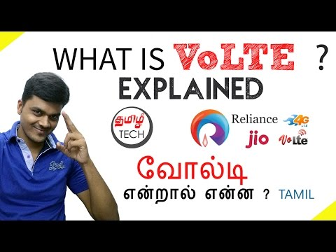 What is VoLTE ? Explained | TAMIL TECH