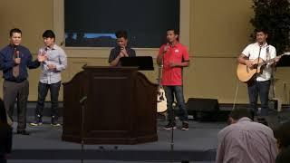 Graduation Worship - Blessing Conference Harisburg 2017