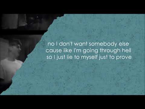 Ruel - Not Thinking 'Bout You - Lyrics