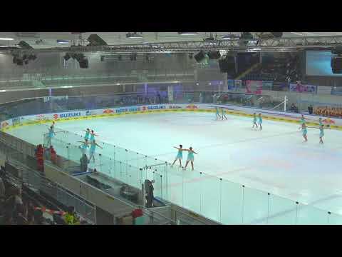 Flying Angels JUN - FS Mozart Cup 2018