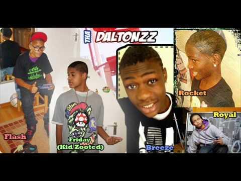 Kid Zooted & Tha DaltonzZ - I'ma Sidekick (Jerkin Song)