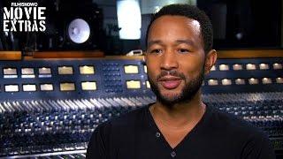 La La Land   On-set visit with John Legend 'Keith'