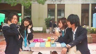 与可爱的小伙伴们一起开心愉快的午餐♥ 小宮山麻美役の逢沢りな、田村史...